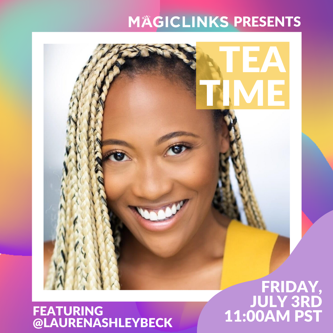 Tea Time with Lauren Ashley Beck